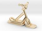 Snowscoot 2,8cm Sans Logo Aps in 14K Gold