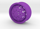 VORTEX2-22mm in Purple Strong & Flexible Polished