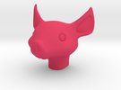 Pig Night Light in Pink Strong & Flexible Polished