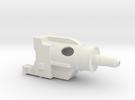 10-16-14 DLT-20A SCOPE SHROUD in White Strong & Flexible