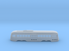 N Scale Prewar PCC PTC Version BODY #2 in Frosted Ultra Detail