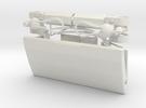 CARF Lightning seat dressup kit in White Strong & Flexible