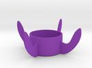 Cork Dorks™ Aqua Feet in Purple Strong & Flexible Polished