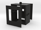 Spritelet Enclosure in Black Strong & Flexible