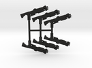 Shell Barrage Shotgun Pack in Black Strong & Flexible