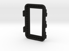 waterproof housing for mobile phones from 3'5 to 5 in Black Strong & Flexible