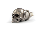 Whistle of the Dead in Stainless Steel