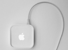 airport express wall fixture in White Strong & Flexible