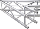 Square truss L45 1:10 in White Strong & Flexible