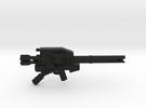 Heavy Trooper Launcher  in Black Strong & Flexible