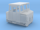 "Akkuschlepper Spur 0 Variante ""Runde Haube"" in Frosted Ultra Detail"
