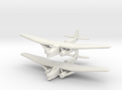 Farman F.222 (1/700) Qty. 2 in White Strong & Flexible