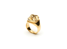 Mont Blanc Ring in 18k Gold Plated