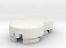 Chamber for SZ 342 speaker in White Strong & Flexible