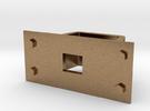 D29 Internal Coupler Pocket 1:34 in Raw Brass