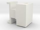 Gapo Adapter POTAIN HD - CADILLON (Conrad) in White Strong & Flexible