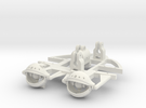 Full 28mm Eye Rig 2015 in White Strong & Flexible