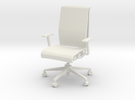 "Steelcase Think Chair 4"" in White Strong & Flexible"