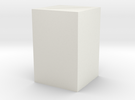 Plinth 1 in White Strong & Flexible