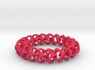 HS Bracelet in Pink Strong & Flexible Polished