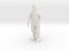 Clean Room Workman Nr. 2 / 1:20 in White Strong & Flexible