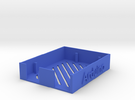 Arduino Case in Blue Strong & Flexible Polished