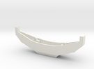 OFF ROAD BUMPER 1-25 SCALE in White Strong & Flexible