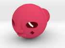 Duke thePoet's Head in Pink Strong & Flexible Polished