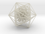 600-Cell, Perspective Projection, Vertex centered
