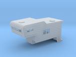 HO-Scale (1/87) Slide-in Camper