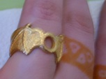 Orb Wings Ring Size 7