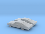1/160 2X1967 Chevrolet Impala Coupe