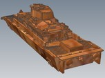 1-120 Pz-Tr-W+ PzKpfw 38t For BP-42