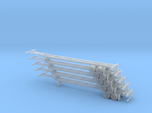 N 40' Container Chassis Stack #1