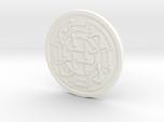Coin - Celtic Knot Design