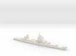 USS Long Beach, Final Layout, 1/2400