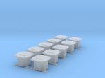 Terminal box S400.2 10pcs, 1/18 scale