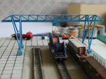 N Scale Gantry Crane 184mm