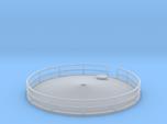 'N Scale' - Storage Tank Top - 20 Ft