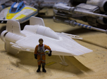 A-Wing 1/72 scale