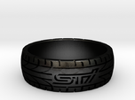 Subaru STI ring - 22 mm (US size 13)