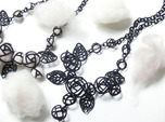 Cotton Roses NecklaceⅠ