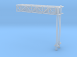 N Scale Sign Cantilever 54mm (2pc)