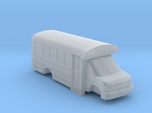 n scale thomas minotour chevy express school bus