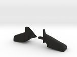 Side Mirrors for Axial Ram Power Wagon SCX10