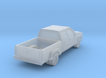 Dual Rear Wheel Crewcab Pickup - Zscale