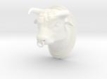 bull head head badge for bicycle
