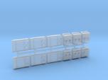 SP Rebuilt Headlight Cluster Pack (HO - 1:87)(6X)
