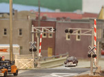 N Scale Crossing Gates 1 Lane 2x2