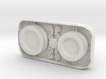MPDA Lens bumper, connectors, iris bases - Screen